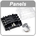 Fuse Panels, Fuses, Flashers and Relays
