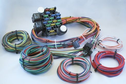 wiring harnesseshaywire \u0026 co uses the highest quality usa made wire and components when manufacturing all wiring harnesses when you purchase a haywire wiring system,