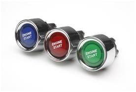 Switch, Ignition, Push Button, Illuminated
