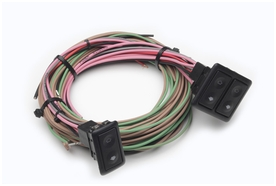 Power Window Harness w/ Switches