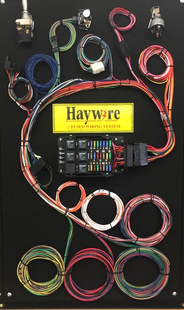 Haywire 21 Fused Wiring System
