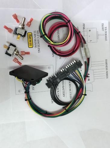 Haywire & Co., llc Custom Automotive Wiring on
