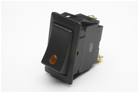 Lighted Rocker Switch