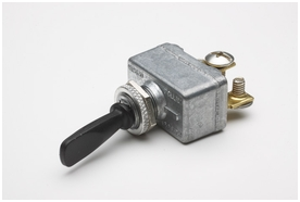 Three Position Heavy Duty Toggle Switch