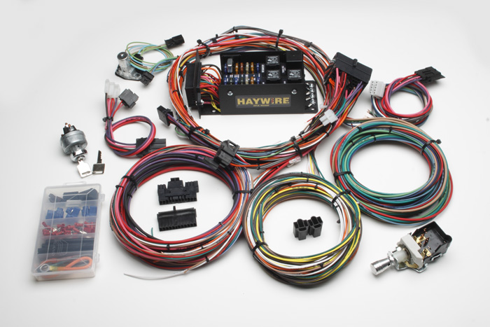 haywire wiring harness schematics wiring diagrams u2022 rh theanecdote co 1987 Ford Ranger Wiring Harness 1999 Ford Ranger Wiring Harness