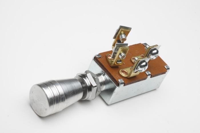 switch headlight 3 position w billet knob. Black Bedroom Furniture Sets. Home Design Ideas