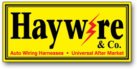 haywire \u0026 co , llc custom automotive wiringHaywire Wiring Harness #10