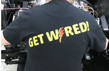 GET WIRED!  T-Shirts