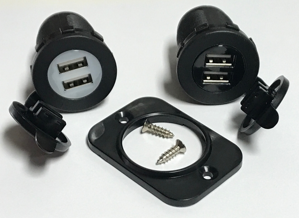 USB DUAL PORT